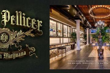 Diego Pellicer | Premium Marijuana located in Seattle, WA | Full Menu: https://rmr.me/2htKmuX
