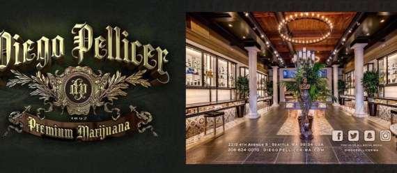 Washington State Pot Shops | Diego Pellicer