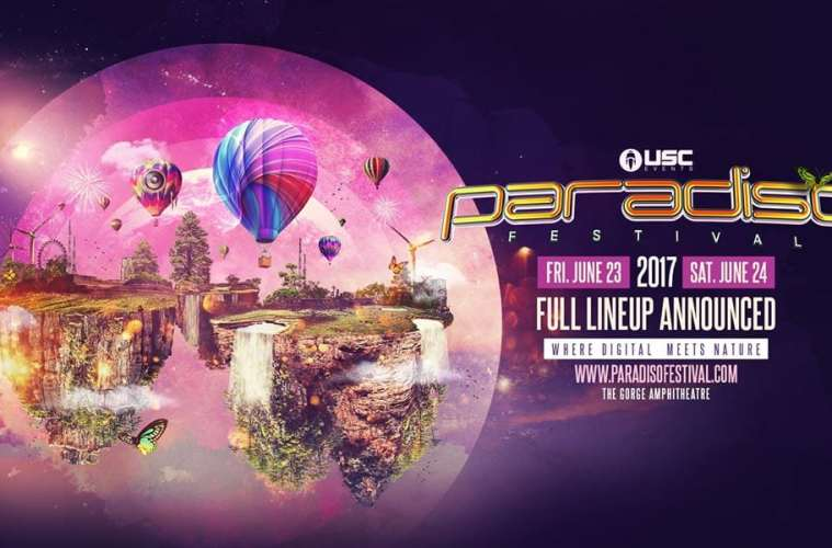 The Road to Paradiso Festival 2017: USC Events Promo Mixes