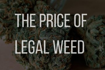 Why Legal Weed Prices Are Higher