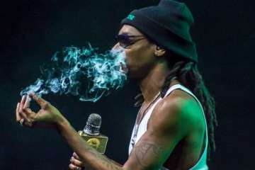 how much weed does snoop dogg
