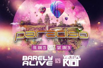 Barely Alive b2b Virtual Riot One of Paradiso's Best Sets