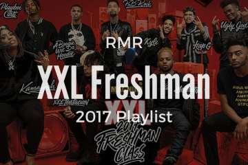 XXL Freshman Spotify Playlist