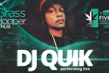 DJ Quik at Cultura in Tacoma