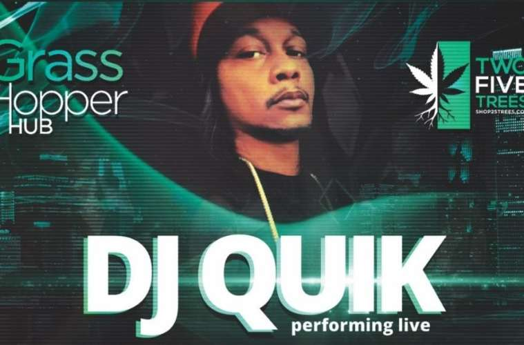 DJ Quik at Cultura in Tacoma