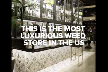 "Buzzfeed & Bring Me Call Diego Pellicer ""The Most Luxurious Marijuana Store In The US"""