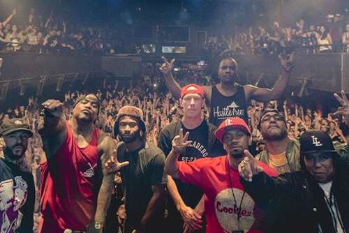 RMR's Guide To Live Hip-Hop in Seattle July 2K17: Living Legends