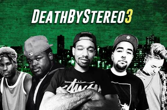 death by stereo 3 matchups