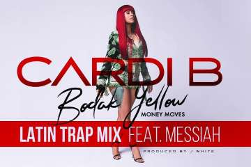 Cardi B - Bodak Yellow Latin Trap Remix Cover