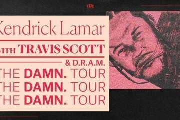 Kendrick Lamar Damn. Tour Brings The Boom To Seattle