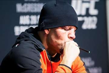 CBD Could Treat CTE: Will Be Taken Off WADA Banned Substance List Nate Diaz vaping