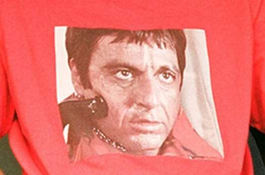 HYPEBEAST: Scarface Supreme Release
