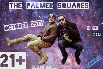 The Palmer Squares Tour Stops at the Central Saloon