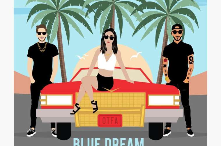 "The Flavr Blue To Release Sophomore Album ""Blue Dream"""
