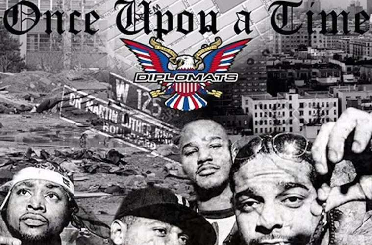 dipset once upon a time music video