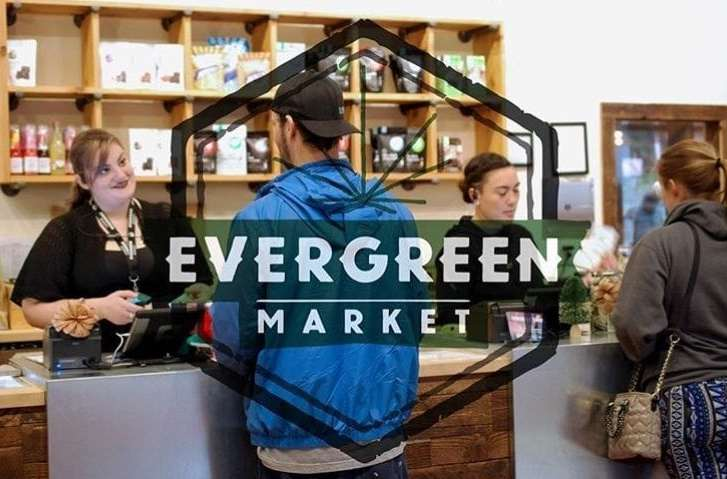 Best Pot Shops in Washington Featuring Evergreen Market