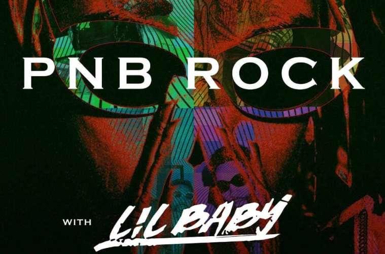 PNB rock seattle showbox lil baby