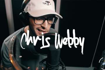 Chris Webby Freestyle's During Interview On Sway In The Morning