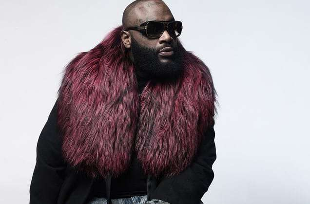 Rick Ross Hospitalized After Found Unresponsive
