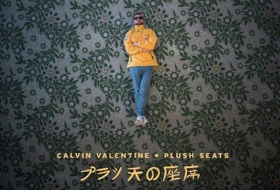 """Calvin Valentine Drops New Music - """"Plush Seats"""""""