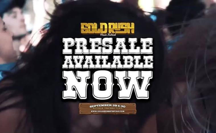 Relentless Beats Announces Dates for GoldRush 2018