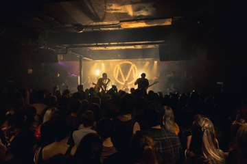 The Maine Packs Out Seattle's El Corazon