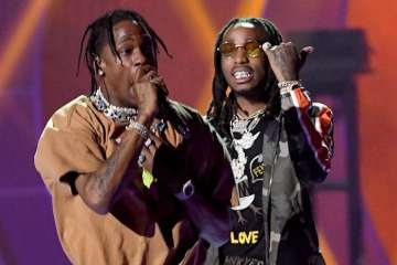 Travis Scott And Quavo Release Video For 'Black & Chinese'