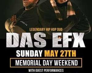 Legendary Rap Group Das EFX Invades Seattle May 27