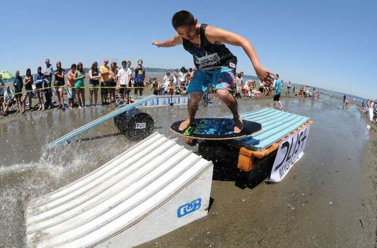 Skimboarding: Seattle's Secret Past-Time and Where it Happens