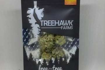 TreeHawk Farms Sunset Fire Available At Trees Pot Shop In Greenwood!