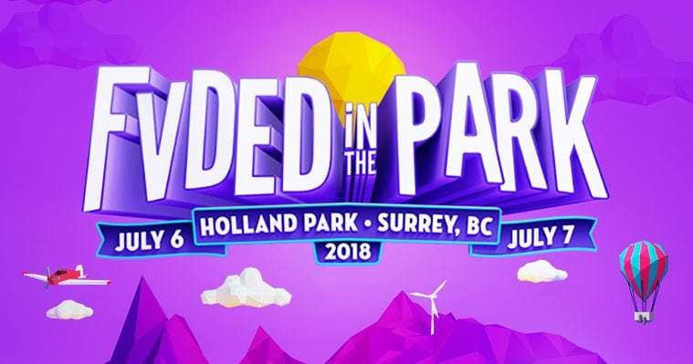 fvded in the park festival guide