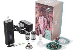 Grizzly Guru The Grizzly Guru Vaporizer: The First Portable Vaporizer to Have It All