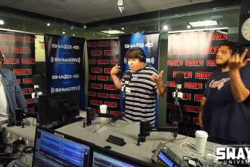 Travis Thompson Puts On For Seattle On Sway In The Morning