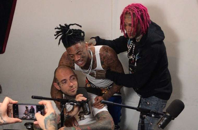 Boonk Gang Revisits No Jumper For Interview And Passes Out
