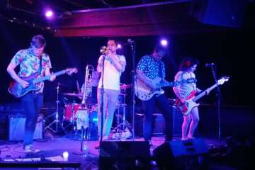 Cherry Boy Closes Out Dazzling Wednesday Night Show At The Sunset