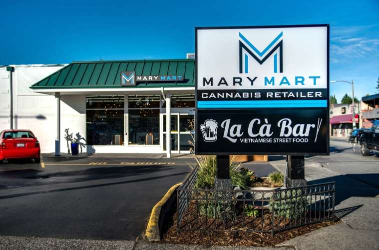 Mary Mart In Tacoma Is Top Notch, And Engaged With The Community