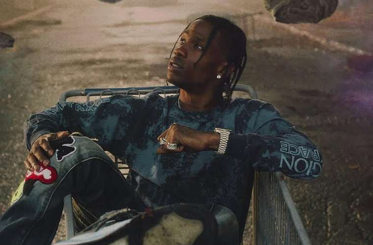 Travis Scott Finally Drops His Highly Anticipated Album Astroworld!