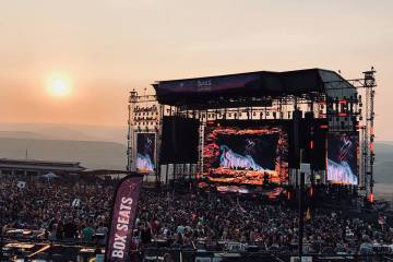 Bass Canyon 2018 Was Heaven On Earth For Headbangers - Recap