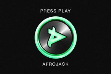 Afrojack Drops High Energy 15-Track EP: Press Play