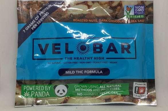 Velobar's Mild THC Formula: The Active Stoner's Protein Bar