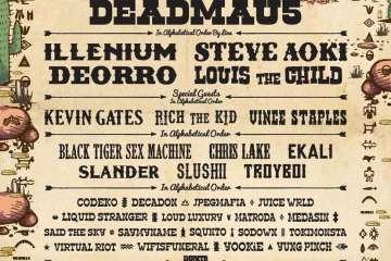 Arizona's Goldrush music festival