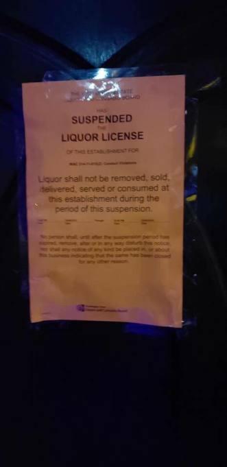 Foundation Nightclub Raid: Drug Arrests, Suspended Liquor License