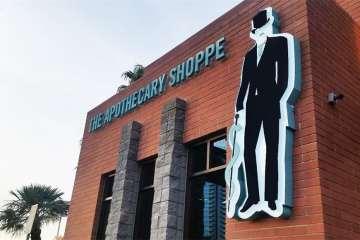 The Apothecary Shoppe: Las Vegas' Only Dispensary Open 24hrs