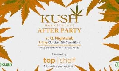 kush marketplace q nightclub afterparty