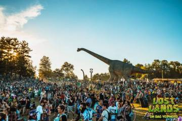 Official: Lost Lands Music Festival Confirms 2 Dead