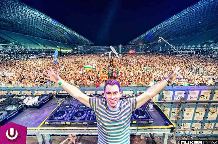 Hardwell Clears Touring Schedule Indefinitely, Cites Mental Health