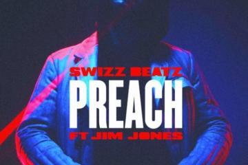 "Swizz Beatz Teams Up With Jim Jones For New Song ""Preach"""