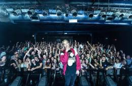 Elephante Sold Out 45 East In Portland During His Glass Mansion Tour
