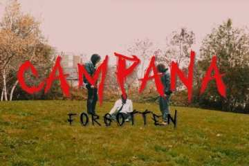 """Campana Music Video """"Forgotten"""" Drops 24 Hours After Dylan Fout Shot It"""