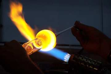 Glass Blowers Should Get Involved With Hippie Chic!